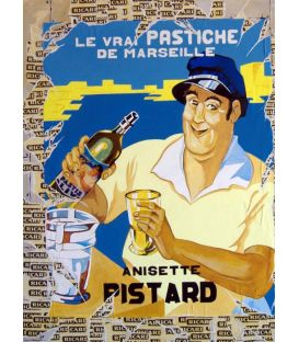 Pistard (the real pastis of Marseille)