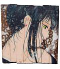 Le voile blanc - Manga