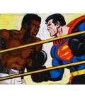 Superman vs Mohammed Ali - Comics