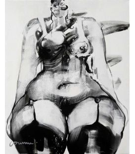 La femme aux tétons