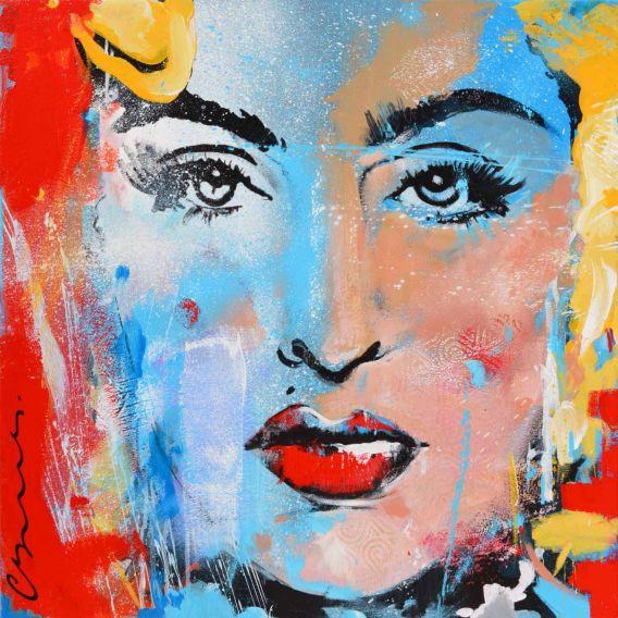 Madonna - Face n°1