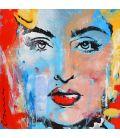 Madonna - Visage n°1