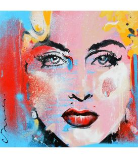 Madonna - Visage n°2