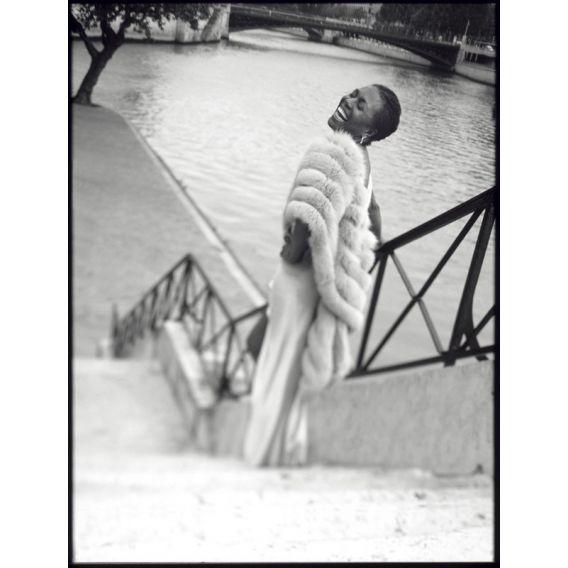 Dee Dee Bridgewater 5/7 - singer - Paris 2004