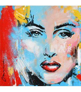 Madonna - Visage n°3