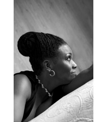 Dee Dee Bridgewater 4/7 - singer - Paris 2004
