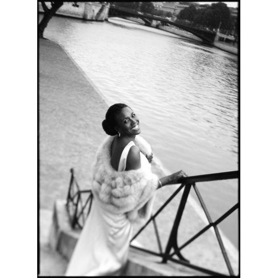Dee Dee Bridgewater 3/7 - singer - Paris 2004