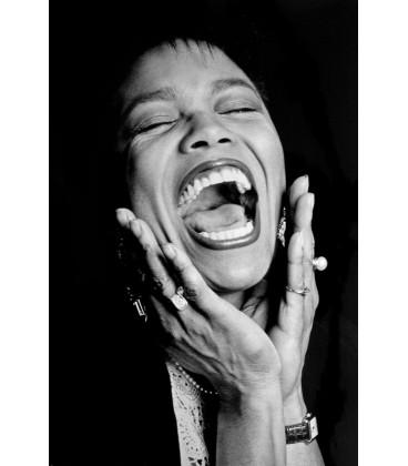 Dee Dee Bridgewater 1/7 Chanteuse Interprète Paris 2004