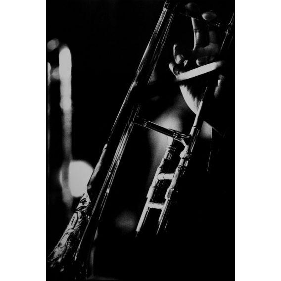 Trombone detail Paris 1987