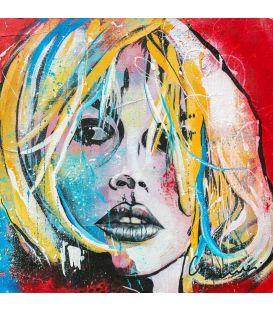 Brigitte Bardot - Portrait n°2
