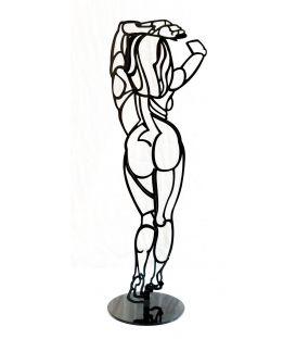 La femme de dos