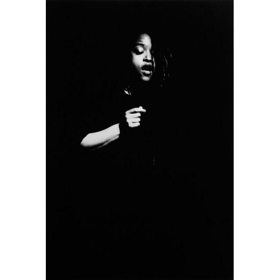 Cassandra Wilson Chanteuse Interprète Montreuil 1991