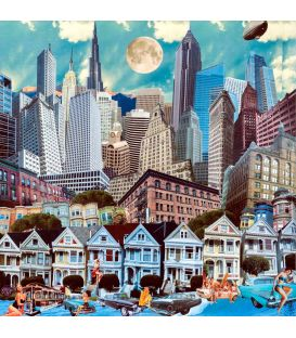 An American Dream - Tableau de David ameil