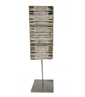 Bande son n°65 - Extended Play - Sculpture de Didier Delgado
