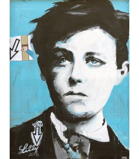 Arthur Rimbaud - Lilly's painting