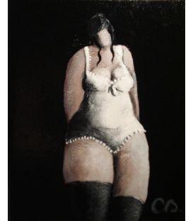 Agathe in the black room