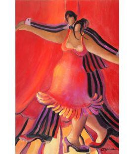 Série pose tango n°5