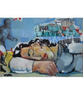La femme couchée