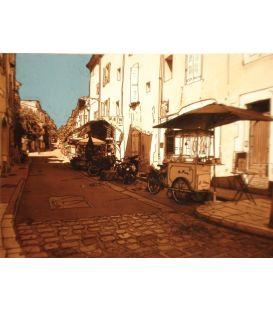 Sur les pas de Vincent - St Rémy de Provence