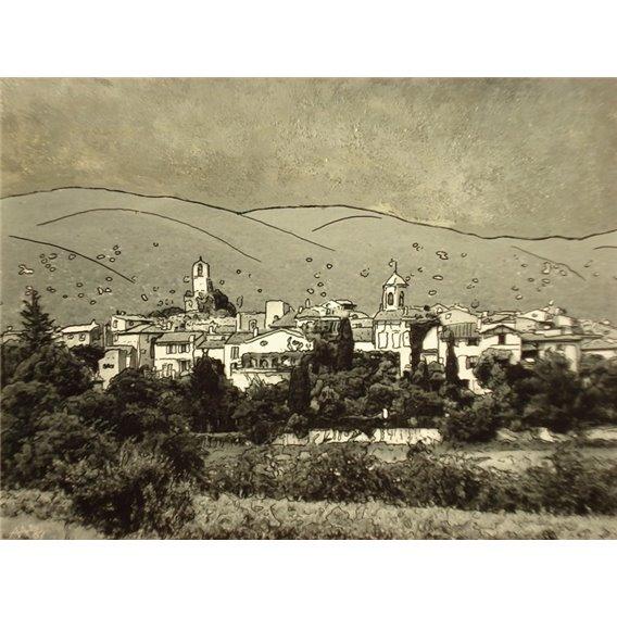 Le village de Lourmarin