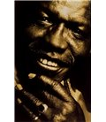 Elvin Jones drummer Paris 1991