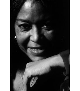 Abbey Lincoln singer Paris 1991