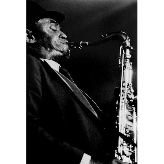 Archie Shepp 2/3 saxophoniste Paris 1988
