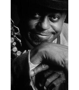 Archie Shepp 3/3 saxophonist Paris 1990
