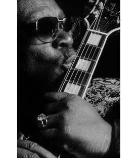 BB King 2/2 Guitariste bluesman Paris 1992