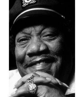 Bobby Blue Bland Chanteur Interprète Paris 1992