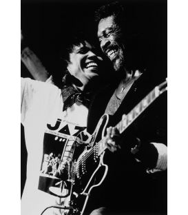 Dee Dee Bridgewater et Luther Allison Marne la Vallée 1990