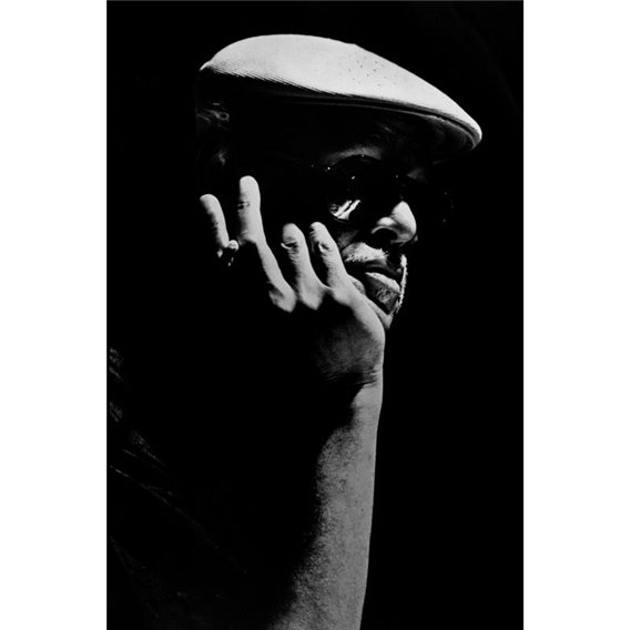 Dexter Gordon Saxophonist 1/2 Paris 1988