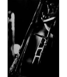 Détail Trombone Paris 1987