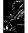 Trombonist Frank Lacy Paris 1991