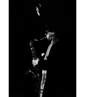 Gato Barbieri Saxophoniste Paris 1988