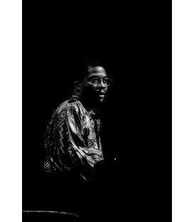Pianist Herbie Hancock Composer Paris 1991