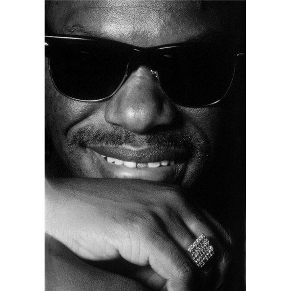 Guitarist bluesman Joe Louis Walker Paris 1993