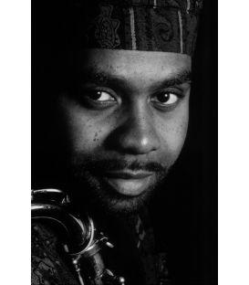 Kenny Garrett Saxophoniste Paris 1992