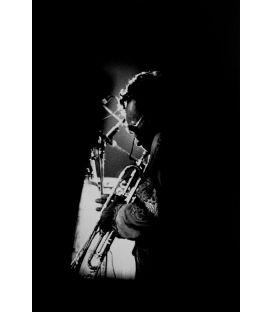 Trumpeter Miles Davis Caen 1987