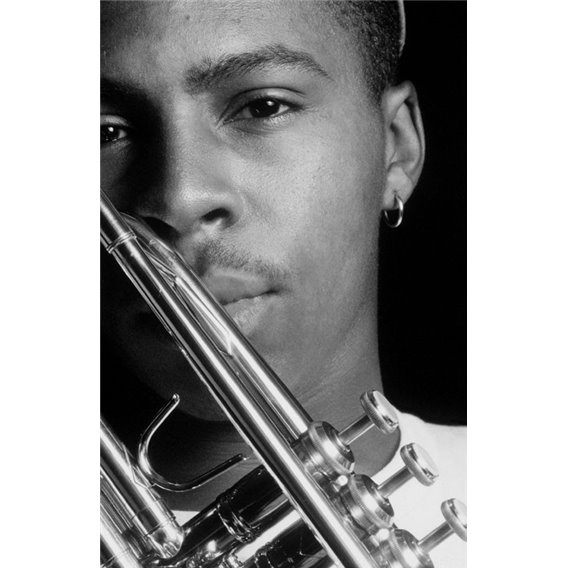 Roy Hargrove Trompettiste Vienne 1992