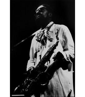 Sonny Rollins Saxophoniste Paris 1989