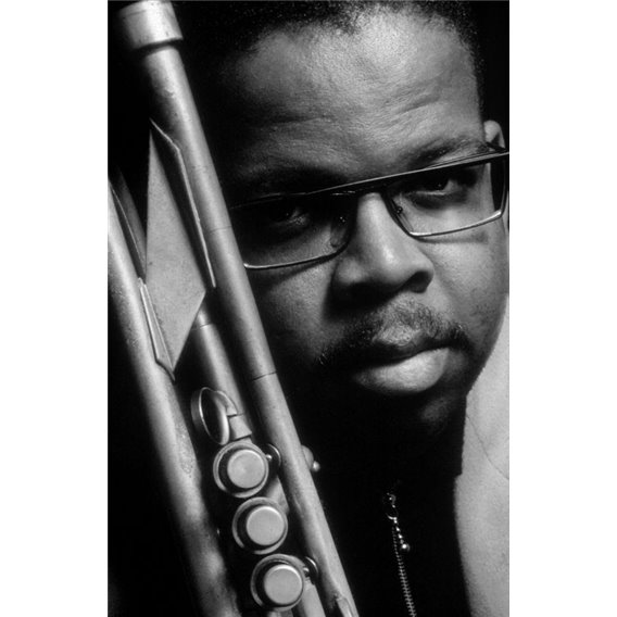 Terence Blanchard Trompettiste Paris 1993