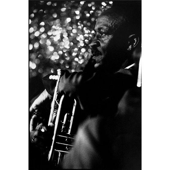 Trumpeter Virgil Jones Paris 1991