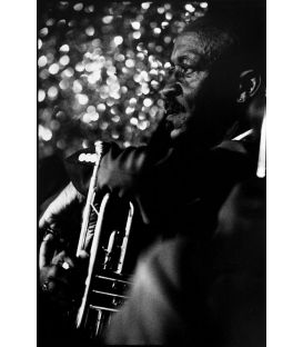 Trumpeter Virgil Jones Paris 1991