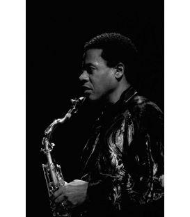 Wayne Schorter 1/2 Saxophoniste Paris 1991