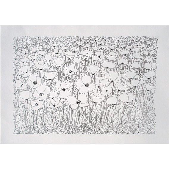 Poppies n°2