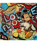 Mickey au printemps