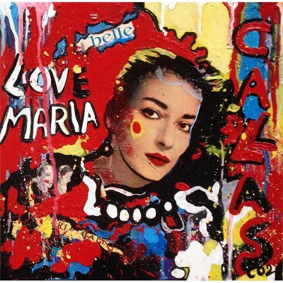 Maria Callas - Celibrity