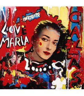 Maria Callas - Celebrity