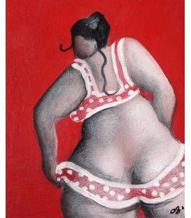 Julie on the red n°1